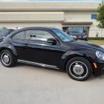 2015 Volkswagen Beetle Black