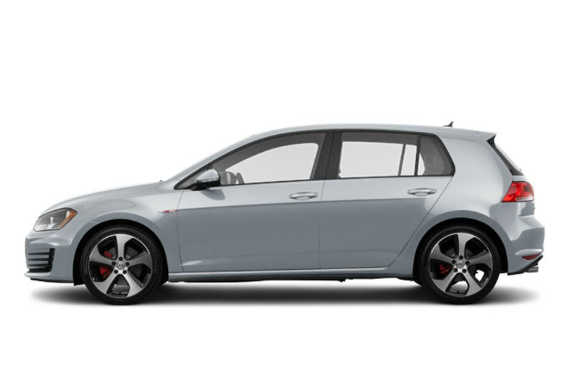 2015 Volkswagen GTI Silver | Top Auto Magazine