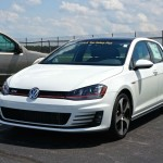 2015 Volkswagen GTI White