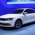 2015 Volkswagen Jetta Hybrid Electric Vehicle