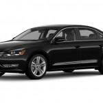 2015 Volkswagen Passat Black