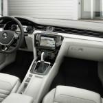 2015 Volkswagen Passat CC Interior