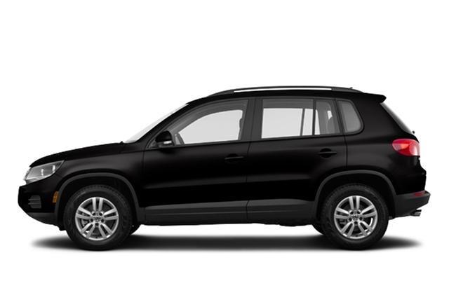 2015 Volkswagen Tiguan 2.0T