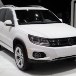2015 Volkswagen Tiguan White