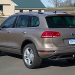 2015 Volkswagen Touareg TDI Executive