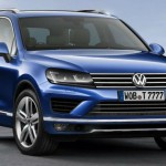 2015 Volkswagen Touareg Technology