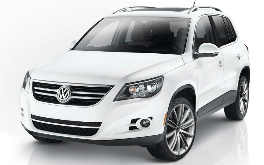 2015 Volkswagen Touareg White | Top Auto Magazine
