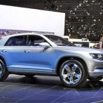 2015 Volkswagen Touareg v6 Executive