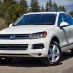 2015 Volkswagen Touareg v6 Sport