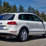 2015 Volkswagen Touareg v6 Sport with Technology