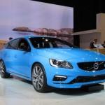 2015 Volvo S60 T6 R-Design Platinum