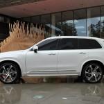 2015 Volvo XC90 White