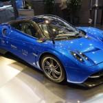 2015 Pagani Huayra Nurburgring Edition Blue