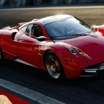 2015 Pagani Huayra Nurburgring (Red)