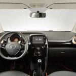 2015 Peugeot 108 Interior
