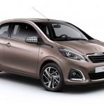 2015 Peugeot 108 Redesign