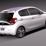 2015 Peugeot 108 Review