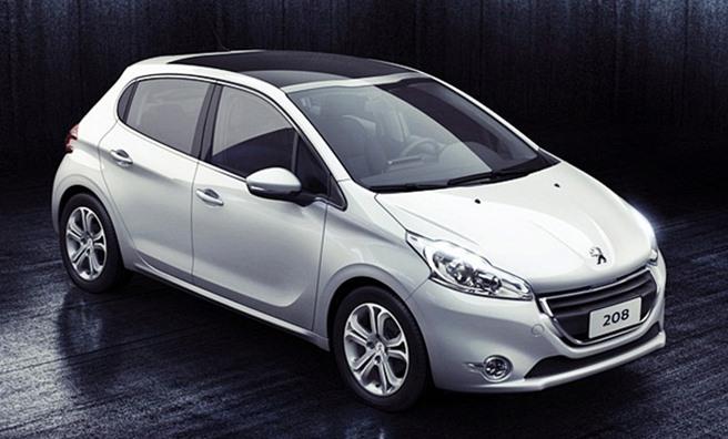 2015 Peugeot 208 Automatico