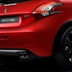 2015 Peugeot 208 GTI Wheels