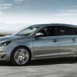 2015 Peugeot 308 SW Review