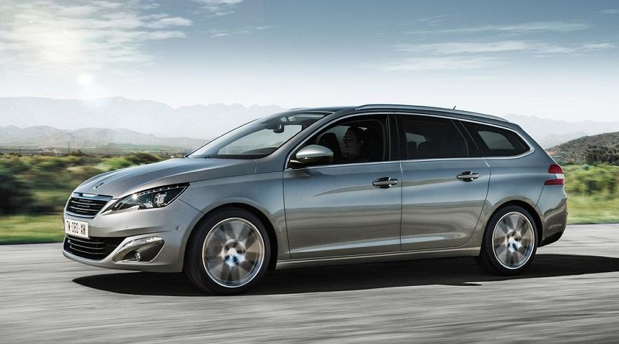 2015 Peugeot 308 SW Review