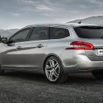 2015 Peugeot 308 Wagon