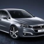 2015 Peugeot 408 Sedan
