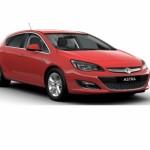 2015 Vauxhall Astra SRI