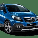 2015 Vauxhall Mokka Blue