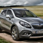2015 Vauxhall Mokka Wallpaper