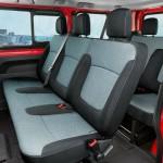 2015 Vauxhall Vivaro Seat Covers