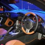 2015 Subaru BRZ Interior