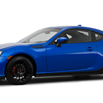 2015 Subaru BRZ Series (Blue)