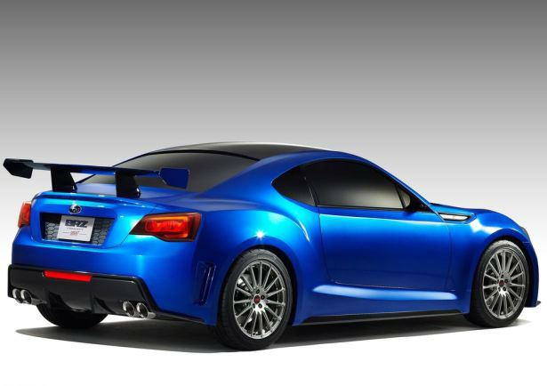 2015 Subaru BRZ Turbo