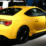 2015 Subaru BRZ Yellow