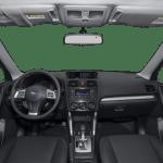 2015 Subaru Forester 2.5i Interior