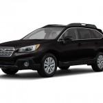 2015 Subaru Forester 2.5i Premium Black