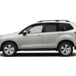 2015 Subaru Forester 2.5i Premium White