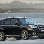 2015 Subaru Forester Black