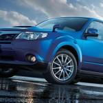2015 Subaru Forester STI TS Concept