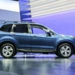 2015 Subaru Forester STI USA