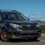 2015 Subaru Forester XT Custom