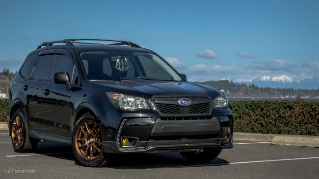 how to change front brakes on 2014 subaru forester xt