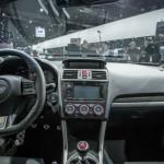 2015 Subaru Impreza STI Interior