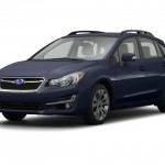 2015 Subaru Impreza Sport Premium