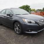 2015 Subaru Legacy 3.6r Limited Black