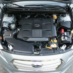 2015 Subaru Legacy 3.6r Limited Engine