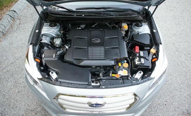 2015 Subaru Legacy 3.6r Limited Engine