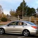 2015 Subaru Legacy 3.6r Limited Wallpaper
