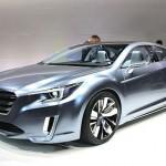 2015 Subaru Legacy Black